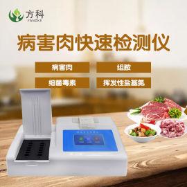 方科病害肉快速检测仪,FK-B12病害肉检测仪
