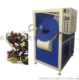 点火棒自动滚喷机 打火石烤漆机 火石粒滚筒喷漆机