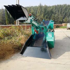ZWY-60矿用挖掘式扒渣机