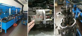奥迪R8变速箱,不走车故障维修,自动变速箱维修案例