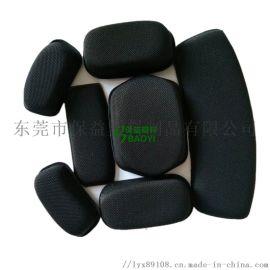 厂家定制头盔海绵内垫内衬运动儿童护具eva热压成型