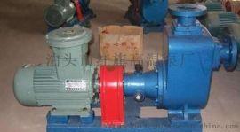 柴油机自吸式离心泵100CYZ-75适用于清水