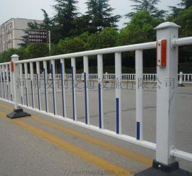 景观护栏 PVC花篮市政护栏 放花盆道路护栏