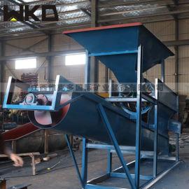 现货销售螺旋洗砂机 安徽六安75型螺旋洗砂机生产商