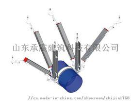 管道支架分类与安装方法