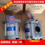 合肥长源液压齿轮泵CBK-1.6扁右