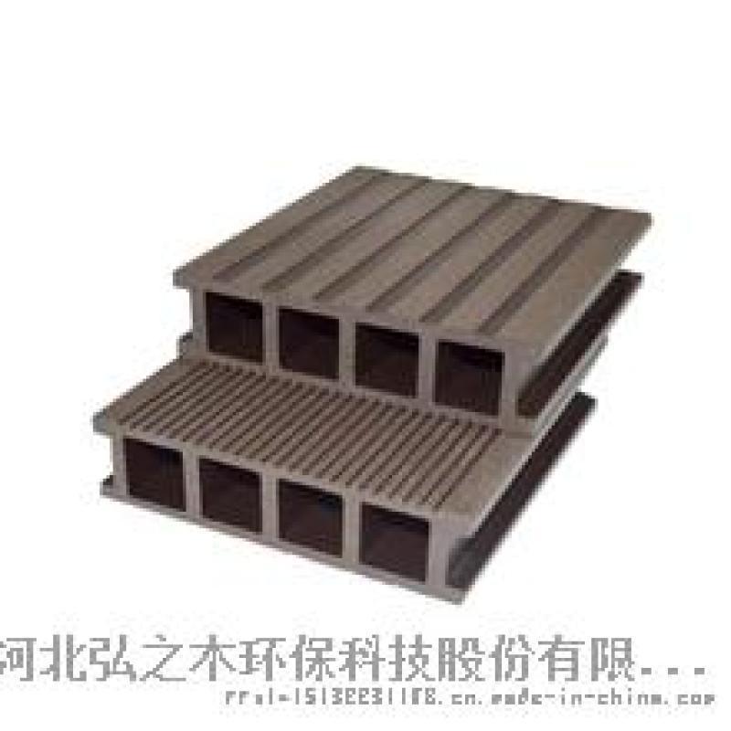 雄安木塑地板 雄安新区户外地板