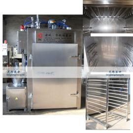 潍坊龙腾盛世主打产品烟熏炉  熏蒸炉   节能环保  简单方便  售后服务好