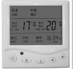 风机盘管液晶温控器