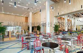 杭州滨**区房地产公司设计图片 名设网办公室设计宝典