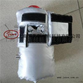 节为可拆卸式软保温套隔热套