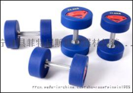 健身器材生產基地直銷包膠啞鈴