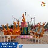 小型12人旋转袋鼠跳游乐园设备 公园游乐项目大全