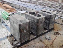 高大厂房太阳能采暖