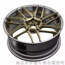 20寸定制锻造轿车铝合金轮毂1139