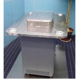 商用寫字樓吸菸房空氣淨化器產品安裝