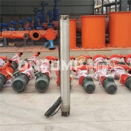 不锈钢耐腐蚀深井潜水泵