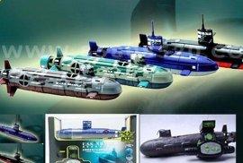 海狼号核能潜水艇