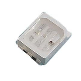 厂家直销sm3528rgb灯珠全彩六脚高亮led贴片式发光二极管东莞供应