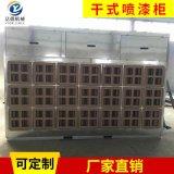 厂家供应干式过滤柜 干式漆雾吸收柜 方形纸箱立式喷漆柜