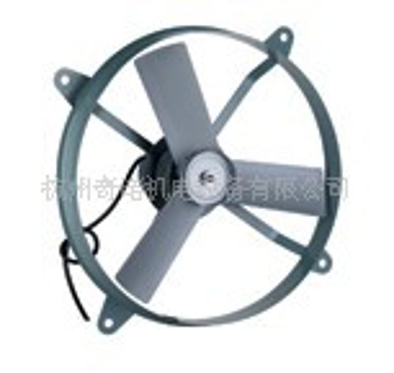 圆形工业排气风扇 轴流式换气扇 铁质圆形排气扇