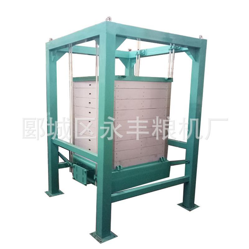 漯河永豐糧機 麪粉廠用分級分芯檢查平篩