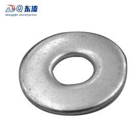 304不锈钢大平垫 机械工业用紧固件平垫圈 多种规格可定制