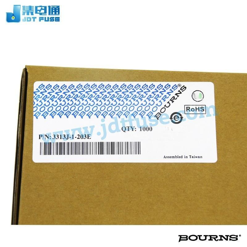 (伯恩斯)微調電位器3313J-1-203E可調電阻電位器