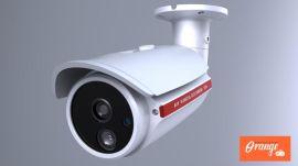 防水摄像头私模外观设计