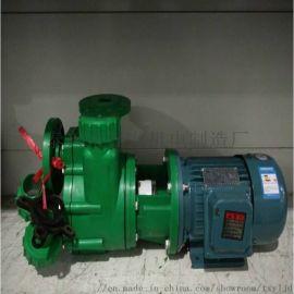 FPZ系列卧式自吸泵 化工污水泵