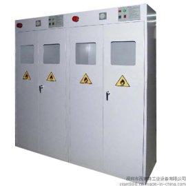 智慧報警氣瓶櫃-自動排風氣瓶櫃
