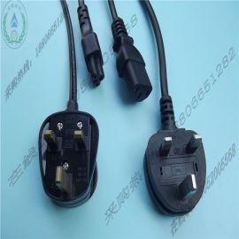 英规线 英式组装插头电源连接线