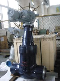 厂家供应 铸钢楔式闸阀 双向硬密封闸阀