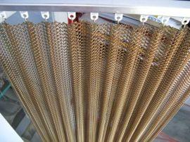 金属装饰网 金属垂帘网 金属网帘
