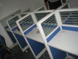 渑池|陕县|卢氏屏风办公桌|员工隔断桌定做|销售