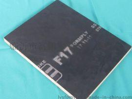 F17建筑模板桉木芬荃胶17mm