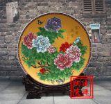 大瓷盘 青花陶瓷大瓷盘 大瓷盘生产厂家