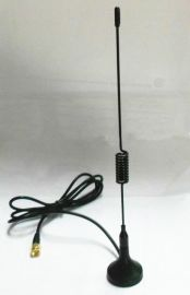 深圳航宇GSM车载吸盘天线3米线SMA头