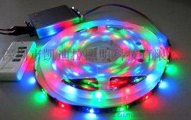 5050灯条led灯带全彩RGB灯条24V高亮防水质保二年
