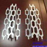 铝长城板凹凸板 长城板规格 供应大连冲孔长城铝单板