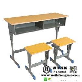 天津幼儿园课桌椅 天津课桌椅定做 天津连排课桌椅