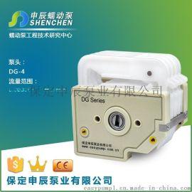 实验室常用小流量蠕动泵/DG泵头小流量蠕动泵多少钱
