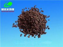 蓝达生产火山岩滤料/  火山岩生物滤料