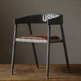 榉木餐椅 韩式日式简约休闲椅子 中西餐厅实木餐椅 咖啡厅休闲椅