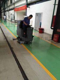 高美大型驾驶式洗地车GM110BT85