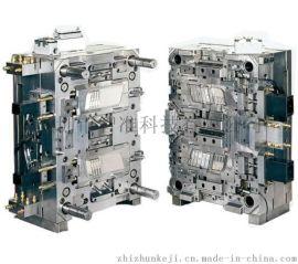 深圳智准精密出口汽车配件塑胶模具设计,加工,注塑