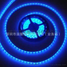 厂家直销LED灯带 3528贴片 120灯软灯条 工程装饰12v5v灯带 高亮