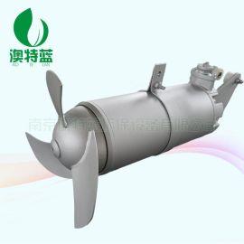 潜水搅拌机  QJB型不锈钢潜水搅拌机型号