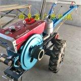 廠家手扶式柴油拖拉機旋耕機 多功能四輪配套微耕機