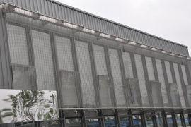 楼盘展厅|大型超市|室内|阳台绳扣装饰护栏网